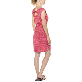 Marmot Annabelle Dress Women Hibiscus Heather Sunfall